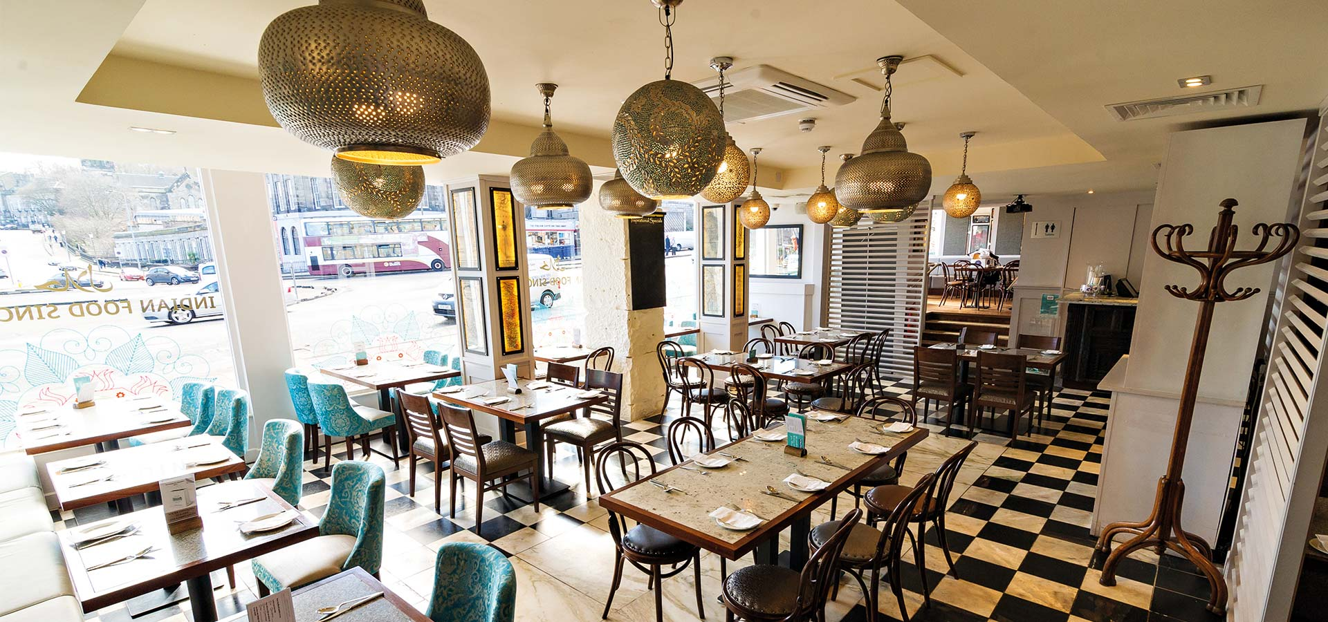 Khushi S Indian Restaurant Edinburgh