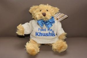 Khushi's Bear